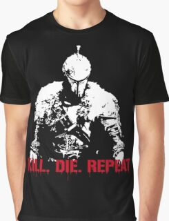 Kill, die, repeat Graphic T-Shirt