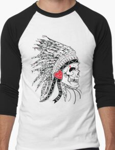 War Of Hearts   Men's Baseball ¾ T-Shirt