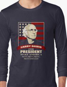 Larry David for President T-Shirt