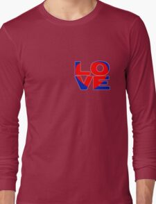 Heart in love Long Sleeve T-Shirt