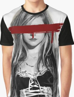 Dead Pop Stars Of Our Youth - Avril Lavigne 2 Graphic T-Shirt