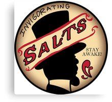 InVIGORating Salts Canvas Print