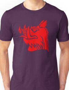 Black knight boar Unisex T-Shirt