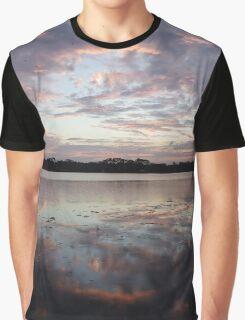Sky Circle Graphic T-Shirt