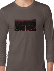 Peace at Sunset  Long Sleeve T-Shirt