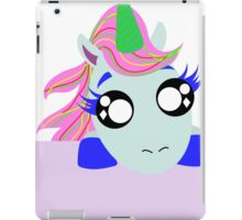 Pocket Unicorn iPad Case/Skin
