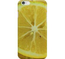 Lemon Slices iPhone Case/Skin