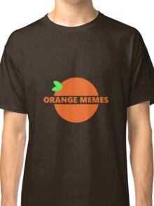 orange memes Classic T-Shirt