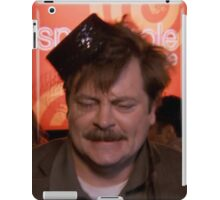 Ron Swanson Dancing iPad Case/Skin