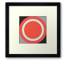 ring of a tribe called Framed Print
