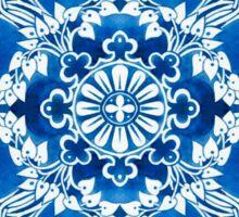 - Bright blue - Sticker