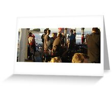 Pashar Picture Greeting Card
