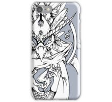 Chozo (clear) iPhone Case/Skin