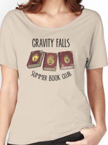 Gravity Falls: Summer Book Club Women's Relaxed Fit T-Shirt