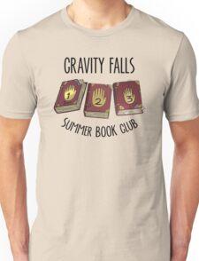 Gravity Falls: Summer Book Club Unisex T-Shirt