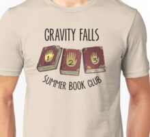 Gravity Falls: Summer Book Club Unisex T-Shirt