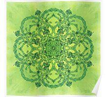 - Green Garden - Poster