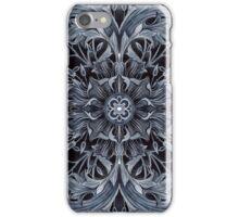 - Black pattern - iPhone Case/Skin