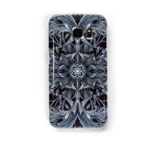 - Black pattern - Samsung Galaxy Case/Skin