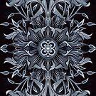 - Black pattern - by Losenko  Mila