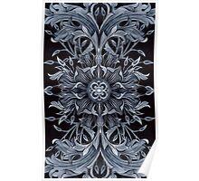 - Black pattern - Poster