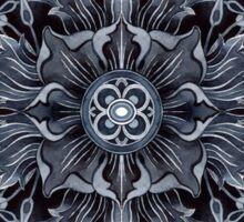 - Black pattern - Sticker