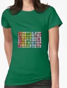 pills pills pills Womens Fitted T-Shirt