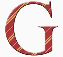 G for Gryffindor Kids Tee