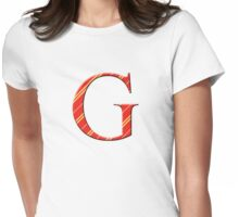 G for Gryffindor Womens Fitted T-Shirt