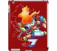 Fire Monkey iPad Case/Skin