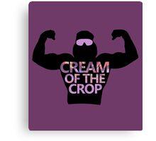 Cream of the Crop Canvas Print
