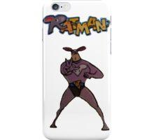 Ratman iPhone Case/Skin