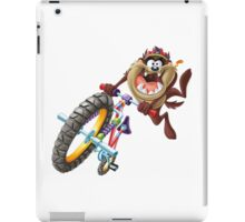 Tasmania monster  hero  iPad Case/Skin