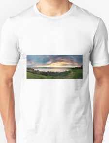 Sandringham yacht club sunset Unisex T-Shirt