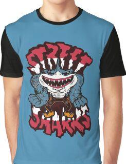 Jawsome - Street Sharks Graphic T-Shirt