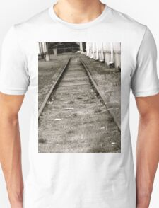 Tracks to Nowhere Unisex T-Shirt