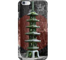 Japanese Pagoda iPhone Case/Skin