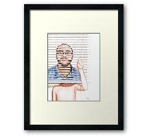 Grown Up Framed Print