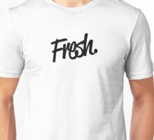 Fresh Black Unisex T-Shirt