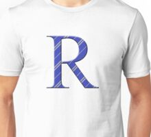 R for Ravenclaw Unisex T-Shirt