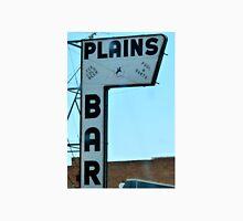 Plains Bar Unisex T-Shirt