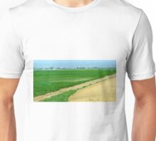 Fields of Gold & Green Unisex T-Shirt