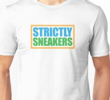 Strictly Sneakers Unisex T-Shirt