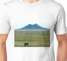 Cow with Buttes Unisex T-Shirt