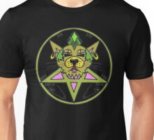 PUNK KITTY BLK Unisex T-Shirt