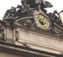 Grand Central Station I Sticker
