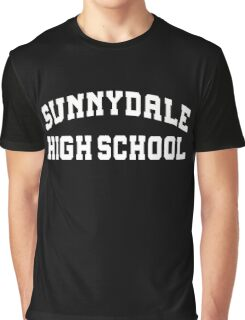Sunnydale highschool - white Graphic T-Shirt