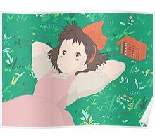 Pastel KiKi Poster