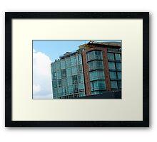 Windowed Houston Framed Print