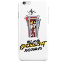 Bill and Ted's Excellent Adventure iPhone Case/Skin
